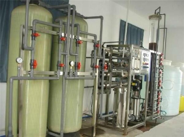 锅炉钠离子交换器通水工作的步骤共有几步?
