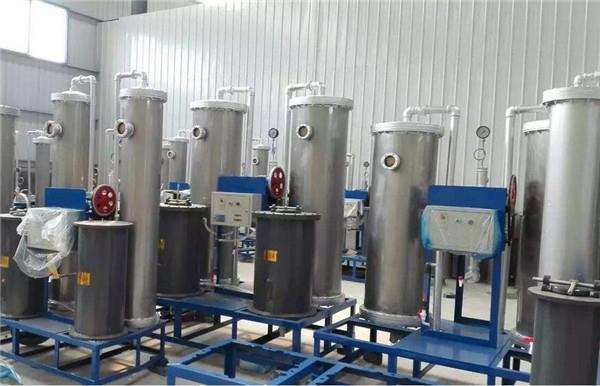 全自动锅炉软化水设备是如何实现智能操控功能的