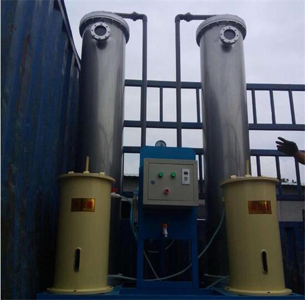 简谈锅炉钠离子交换器是怎样进行再生操作的